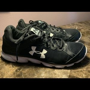 Under Armour Assert 6 Men's Tennis Shoes Size 12E
